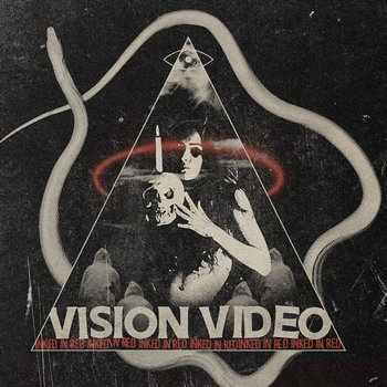 Inked in Red by Video Vision album review by Adam Williams for Northern Transmissions