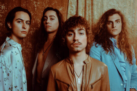 interview with Greta Van Fleet by Katy Tymchenko for Northern Transmissions
