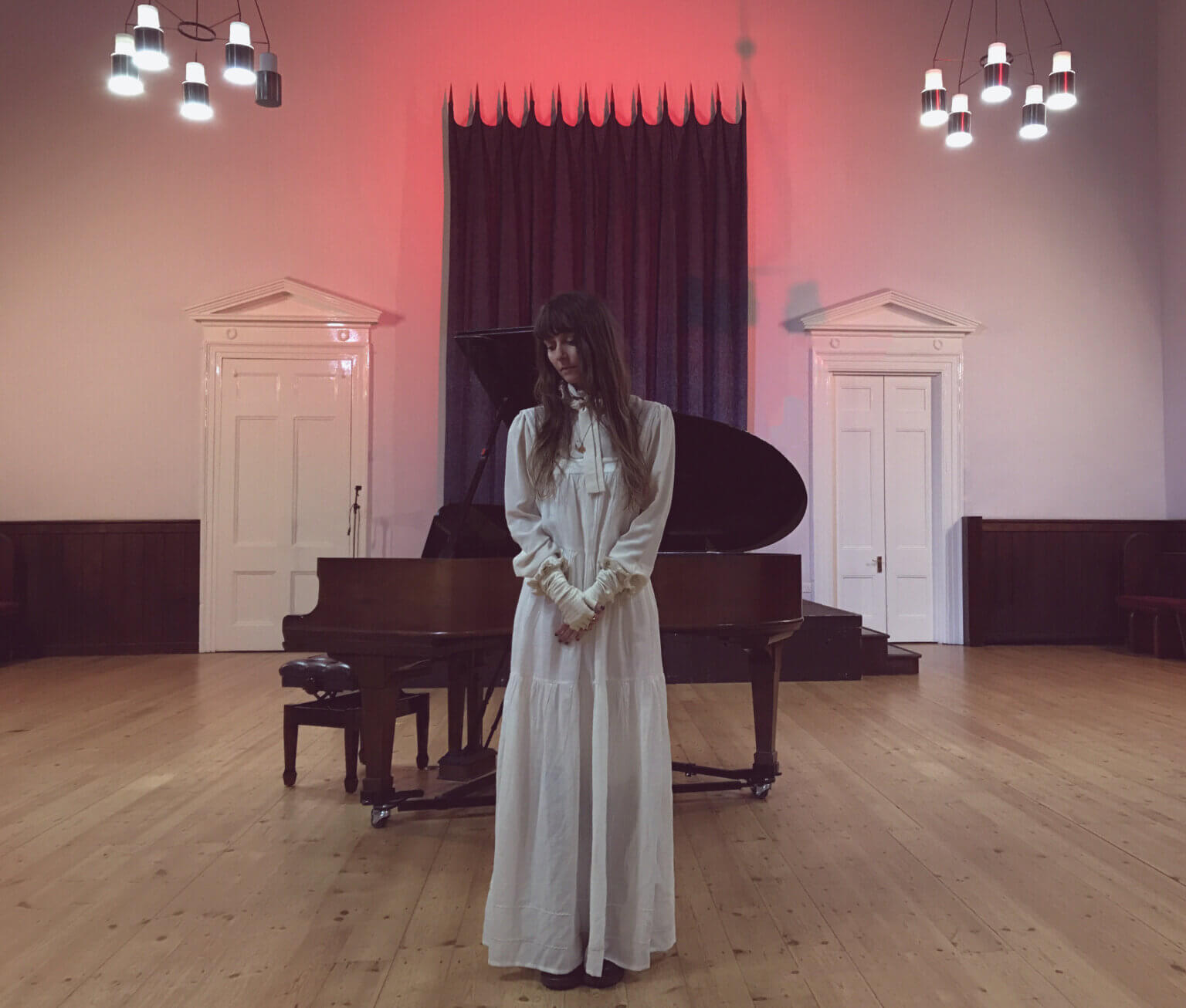"""Penelope Trappes shares the new single/video, """"Fur & Feather,"""""""
