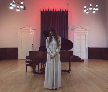 "Penelope Trappes shares the new single/video, ""Fur & Feather,"""