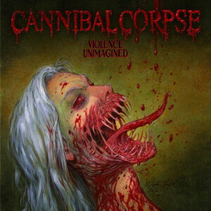 Violence Unimagined by CANNIBAL CORPSE album review by Jahmeel Russell for Northern Transmissions