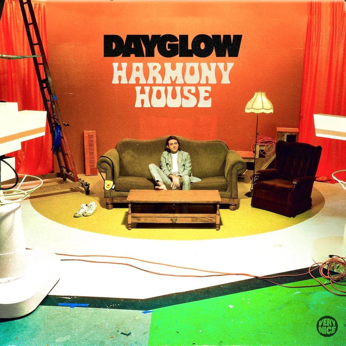 """""""Woah Man"""" by Dayglow is Northern Transmissions Song of the Day. The track is off the artist's forthcoming release Harmony House"""