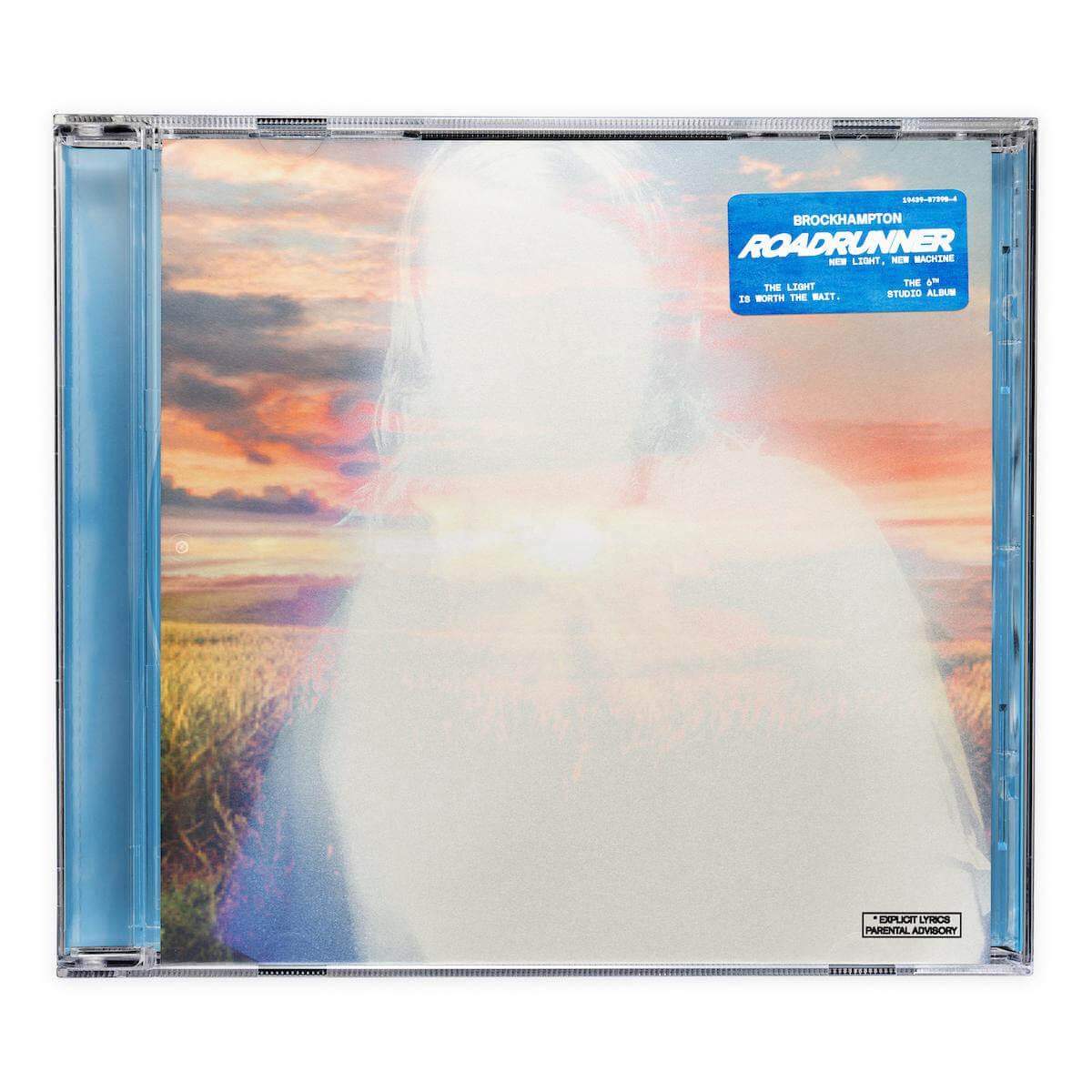 BROCKHAMPTON's new album ROADRUNNER: NEW LIGHT, NEW MACHINE features Danny Brown, A$AP Rocky, A$AP Ferg and JPEGMAFIA