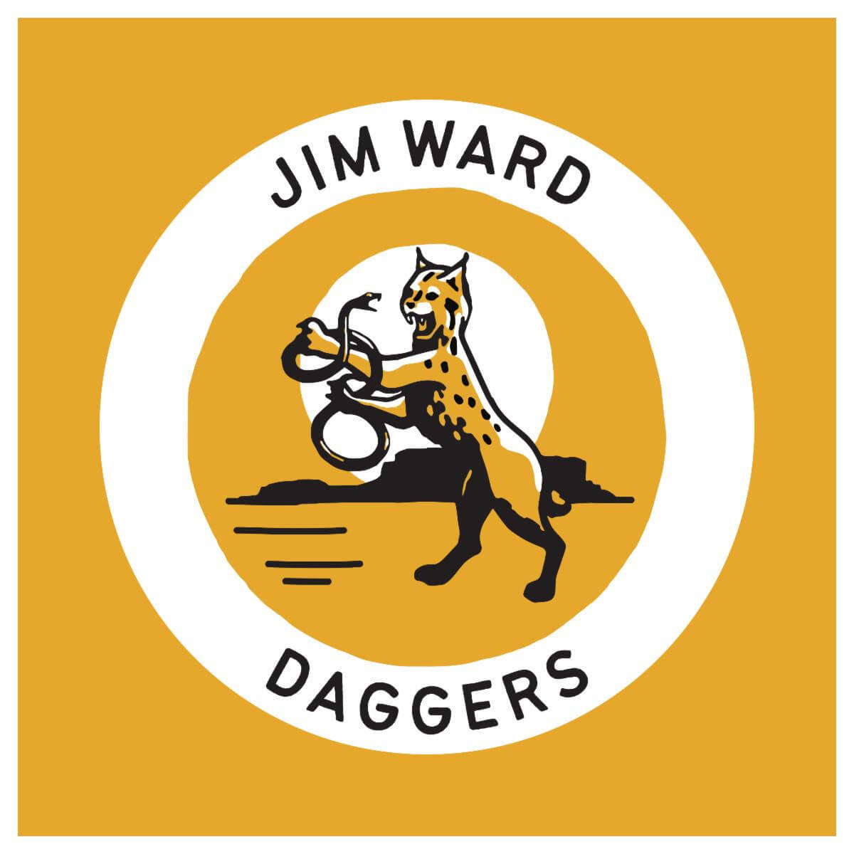 """Paper Fish"" by Jim Ward is Northern Transmissions Song of the Day. The track is off Ward's forthcoming release Daggers"