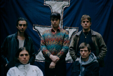 "Iceage release new single ""Gold City"""