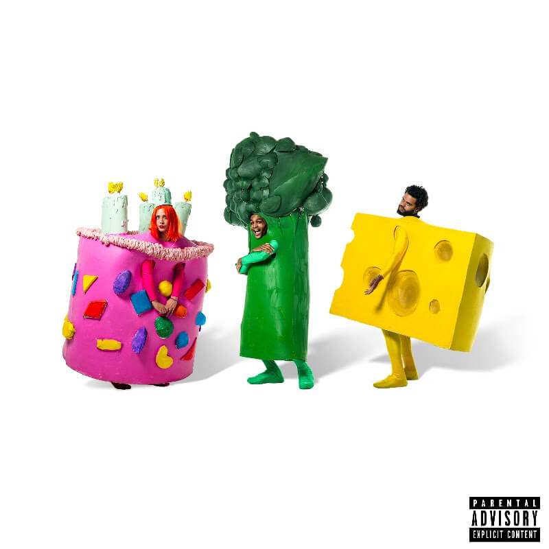 """Cake Pop have shared """"Satin Bedsheets"""" another track off their forthcoming release Cake Pop 2, available April 30th via Mad Decent"""