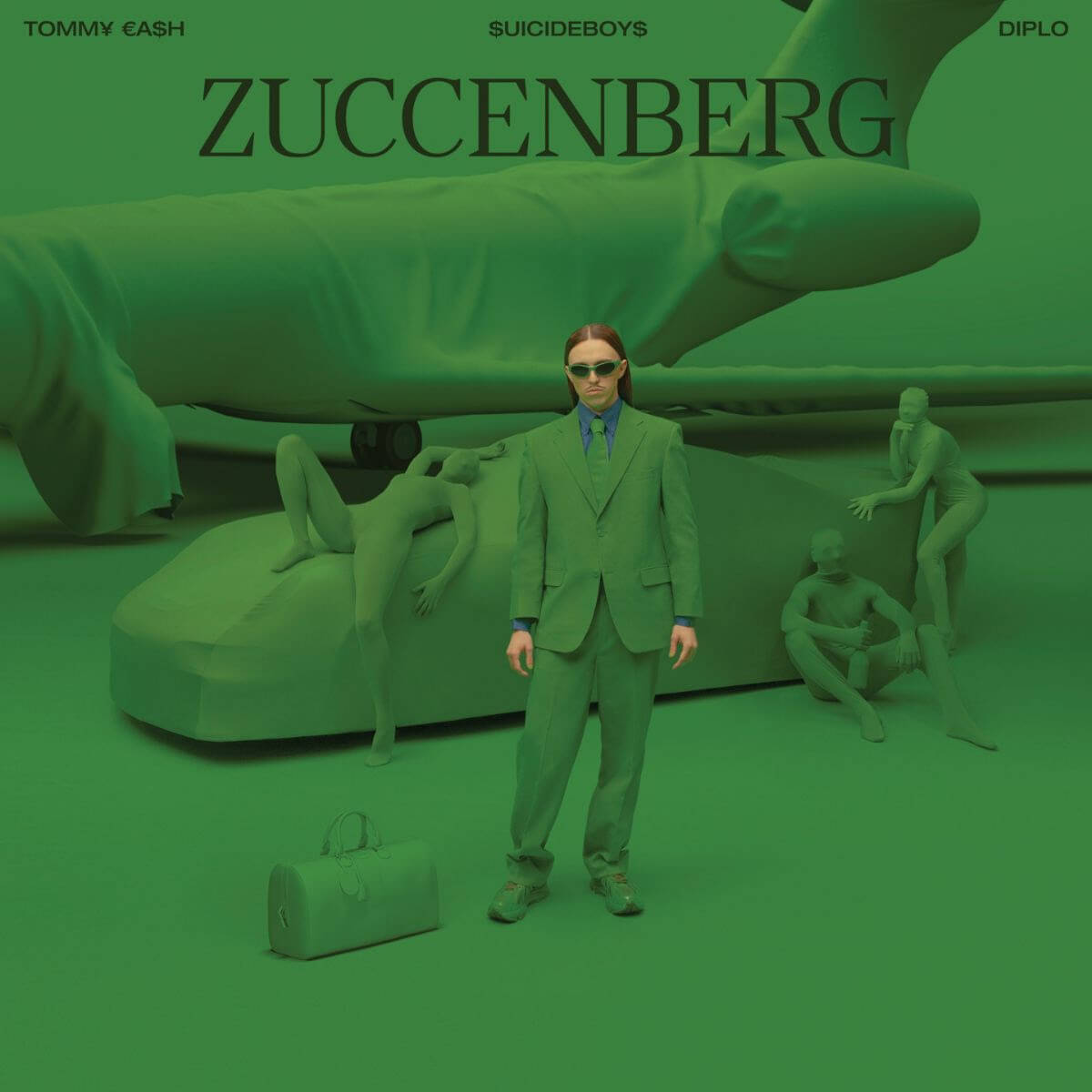 """""""ZUCCENBERG"""" by TOMM¥ €A$H is Northern Transmissions Song of the day. The track is now available via streaming services"""