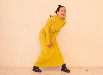 """Japanese Breakfast, has released a self-directed video for """"Posing In Bondage,"""" the latest single off her forthcoming release Jubilee"""