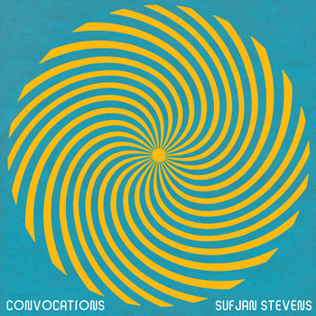 """""""Celebration VIII,"""" by Sufjan Stevens,' is now available to stream, his five-volume album Convocations, with an accompanying visualizer"""