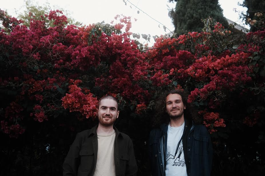 """Los Angeles duo Pacer debut new single """"Waiting For The Punch,"""" the track is off their forthcoming release The Terror Of Other People"""