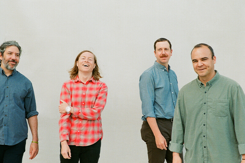 Future Islands announce Calling Out in Space, their 59-date 2021-2022 World Tour including festival performances at Governor's Ball