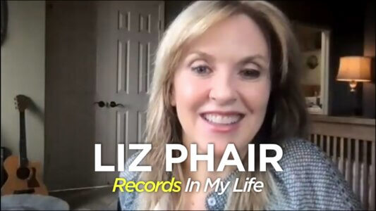 Liz Phair Guests On Records In My Life. The legendary rocker talked about some of the Records that were really an inspiration to her