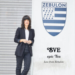Sharon Van Etten, has released her new Amazon Original live album epic Ten: Live From Zebulon available now to stream via Amazon Music