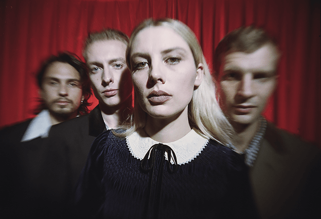 """Wolf Alice have dropped """"No Hard Feelings."""" The song is the third off the UK quartet's forthcoming release Blue Weekend, out June 4, 2021"""