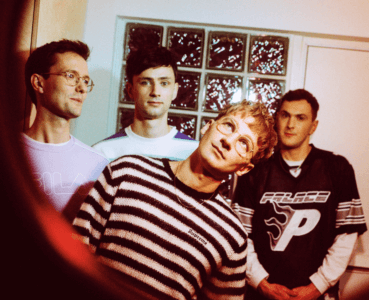 """UK band Glass Animals, have shared a collaboration with Bree Runway on their single """"Space Ghost Coast To Coast"""""""