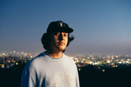 """Cuco, has dropped a new video for his new single """"Forevermore."""" The Cliqua-directed video for which launched the narrative arc continued"""