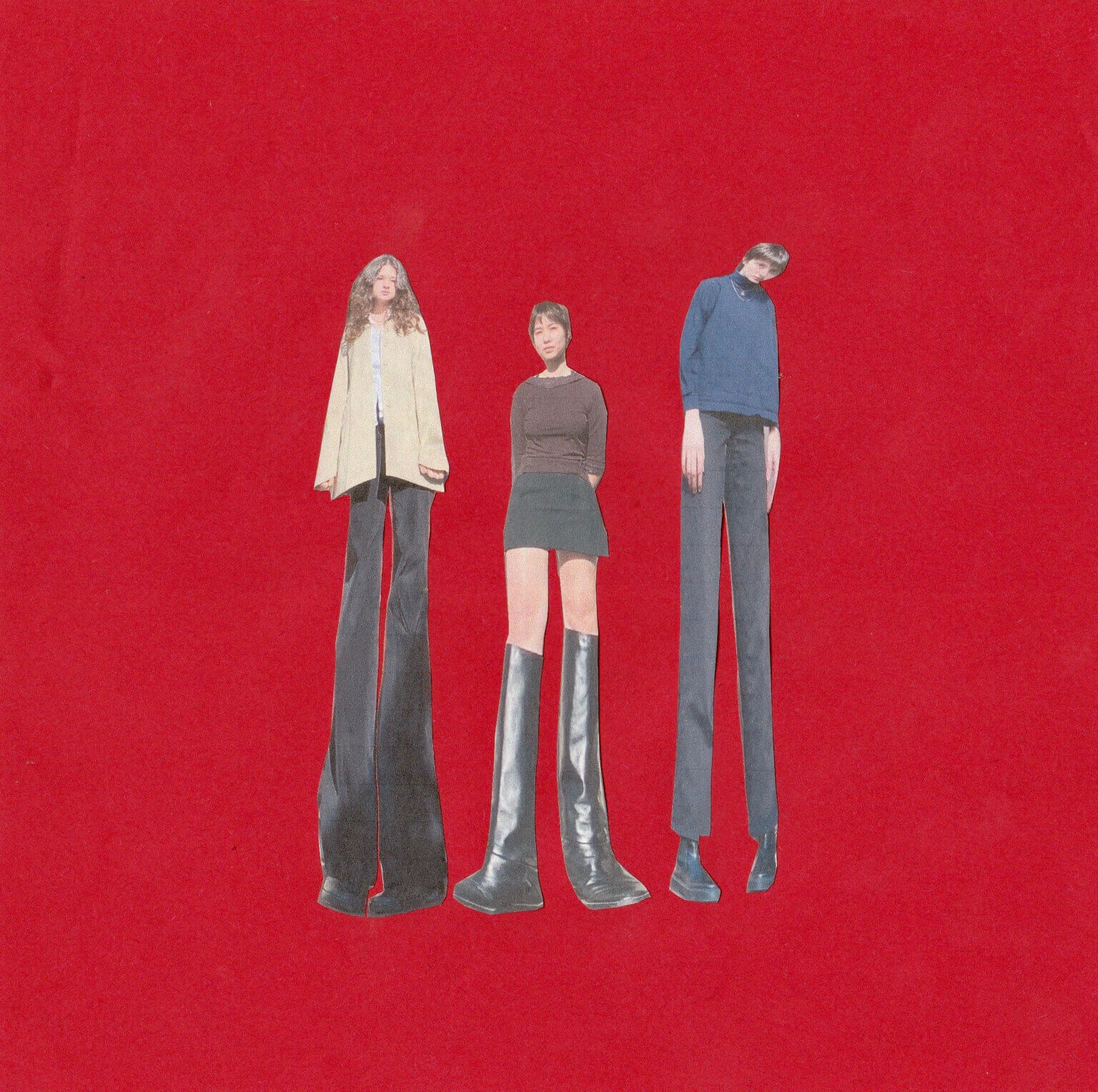 Horsegirl, is comprised of teenagers Penelope Lowenstein, Nora Cheng , and Gigi Reece. The band, recently announced their first tour