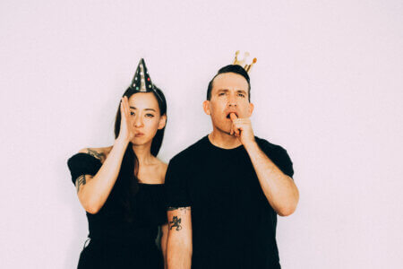 Xiu Xiu shares the video for the title track of OH NO off their album of duets, available now via Polyvinyl. The compilation of various