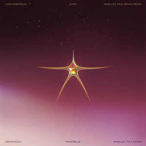 """After the release of his self-titled album, Shelley FKA DRAM, has shared a remix of """"Star"""" from Machinedrum's recent album"""