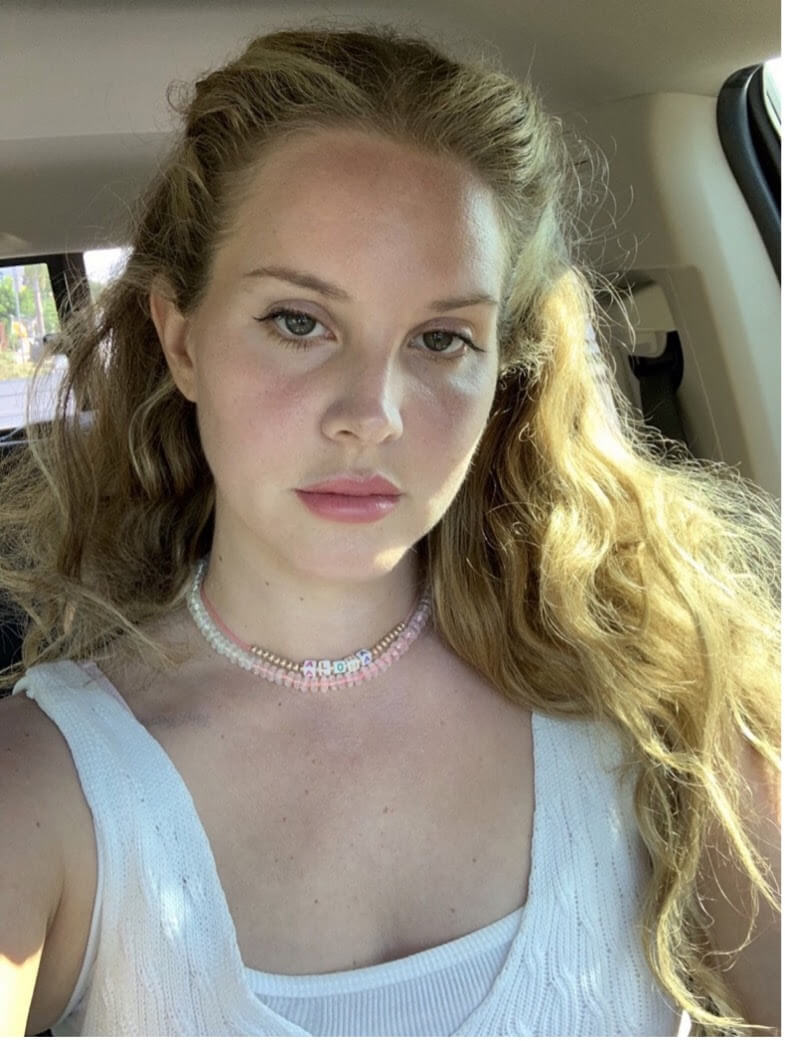 """Lana Del Rey, has dropped three new songs The three tracks titled """"Blue Banisters,"""" """"Text Book"""" and """"Wildflower Wildfire"""""""