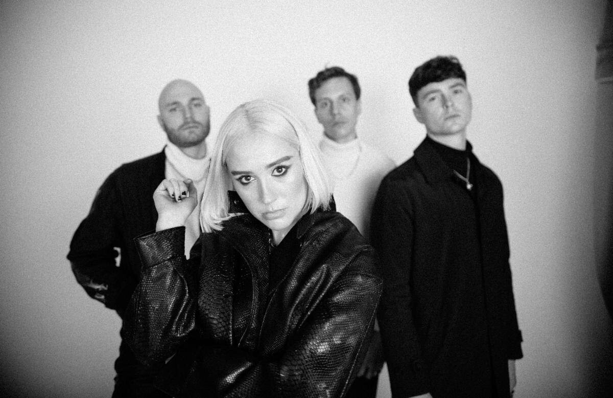 """UK Quartet YONAKA, have dropped """"Call Me A Saint,"""" their latest single and self-produced track follows releases """"Ordinary"""" """"Seize The Power"""""""