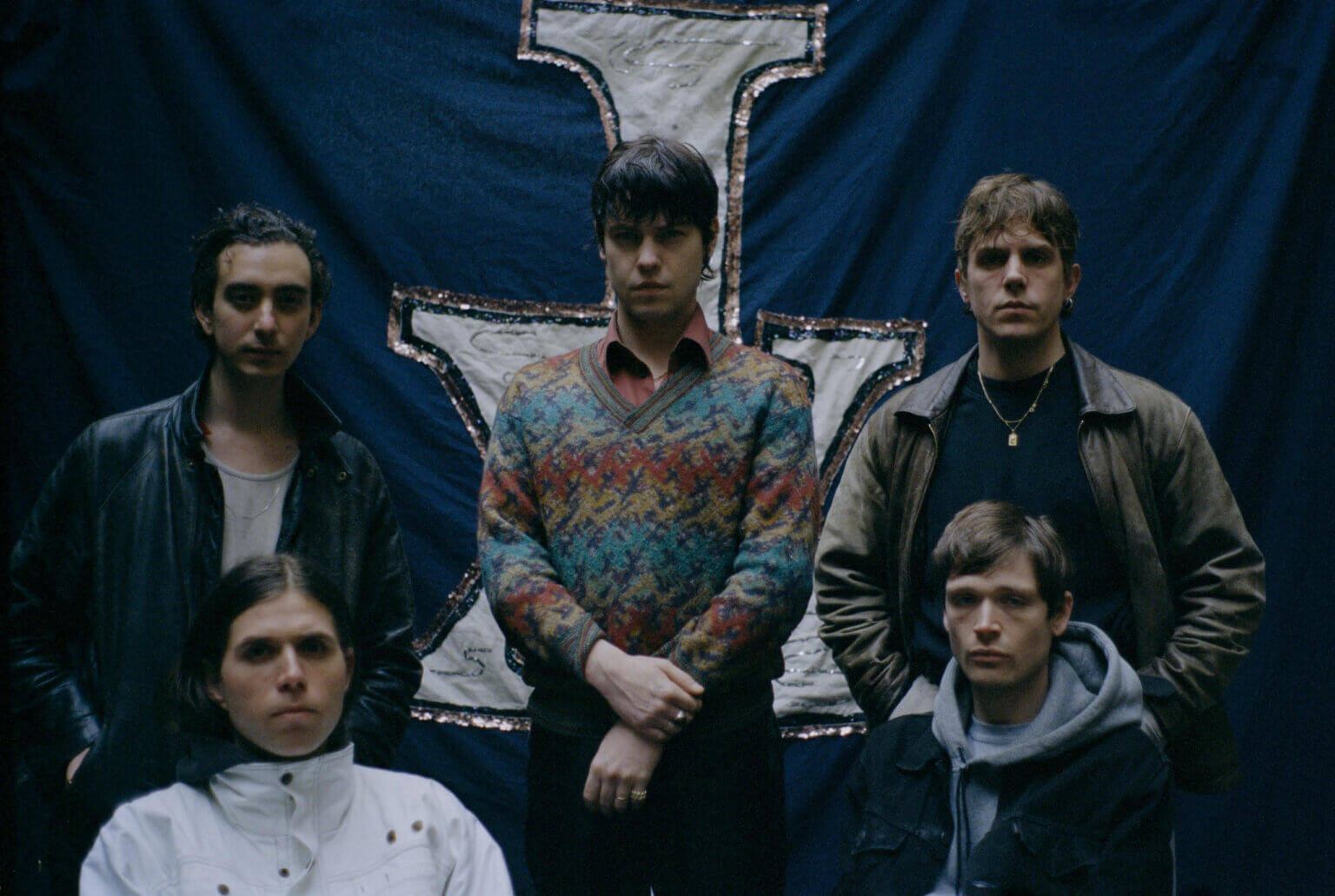Iceage Continue to grow. Read Jahmeel Russell's interview with Iceage member Jakob Tvilling Pless on the eve of their new release Seek Shelter