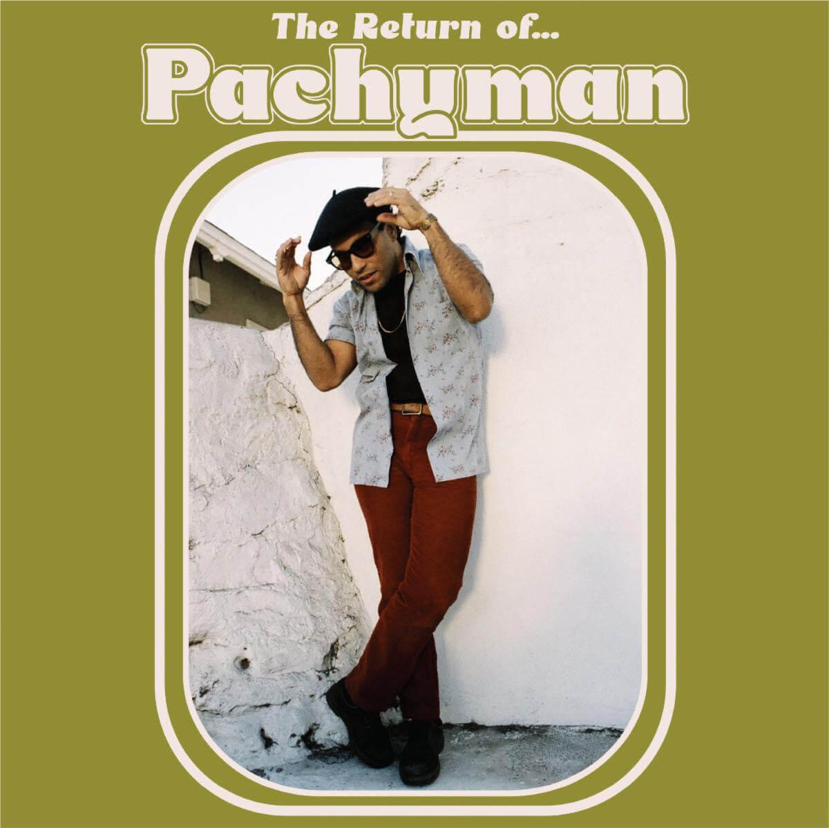 "Pachyman debuts video for ""Big Energy"""