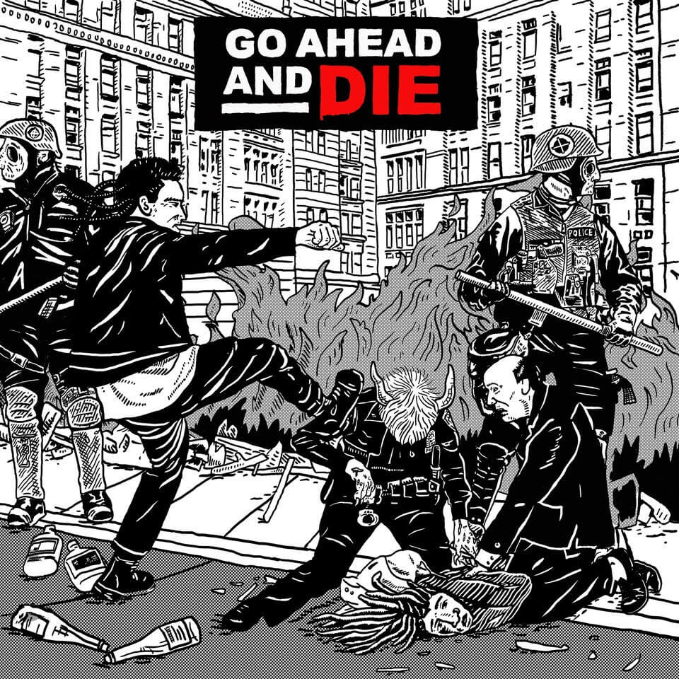 Go Ahead And Die by Go Ahead And Die Album review by Jahmeel Russell for Northern Transmissions