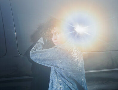 """Squirrel Flower has shared a new video, """"Flames and Flat Tires,"""