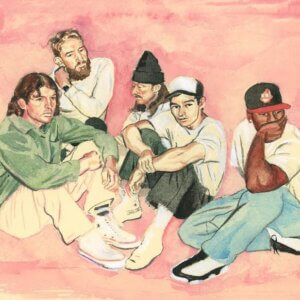 Turnstile have surprise released a new four-track EP called Turnstile Love Connection. The album is now available to stream