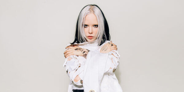 """Alice Glass and Alice Longyu Gao have released a new music video for their current single """"Legend"""" the track is now available to stream"""