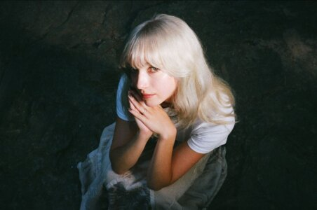 """""""As Much As I Can"""" By girlpuppy is Northern Transmissions Song of the Day. The track is off her debut EP Swan, out 2021 via Royal Mountain"""