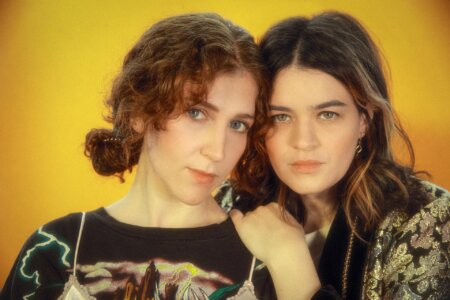 """""""Blame It On Me"""" by Overcoats is Northern Transmissions Video of the Day. The track is off their EP Used To Be Scared Of The Dark"""