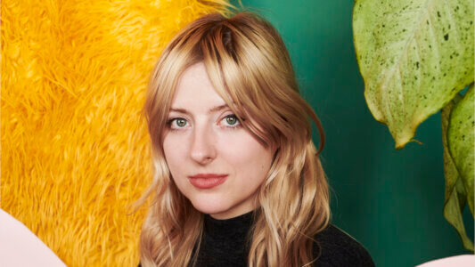 """Captured Tracks' artist, Molly Burch has shared """"Took A Minute"""" from her forthcoming release Romantic Images, out July 23rd."""