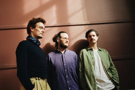 """""""Living Other Lives"""" By Efterklang is Northern Transmissions Video of the Day. The track is off the Danish trio's forthcoming LP Windflowers"""
