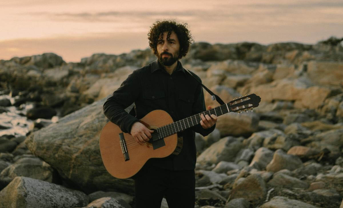 """José González has released """"Head On,"""" accompanied by video, directed by longtime visual collaborator Mikel Cee Karlsson (Fever Ray, Junip)"""