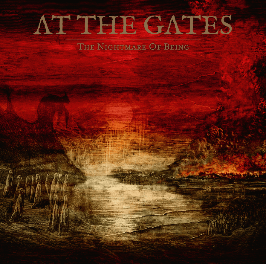 The Nightmare of Being by At The Gates album review by Jahmeel Russell for Northern Transmissions