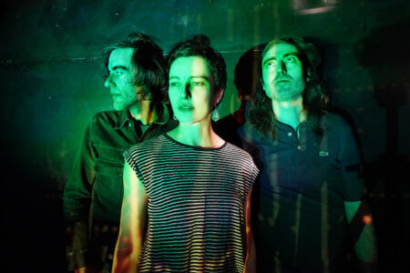 """A Place To Bury Strangers have dropped a new video for """"I Might Have,"""" the track is off their Hologram EP, available July 16"""