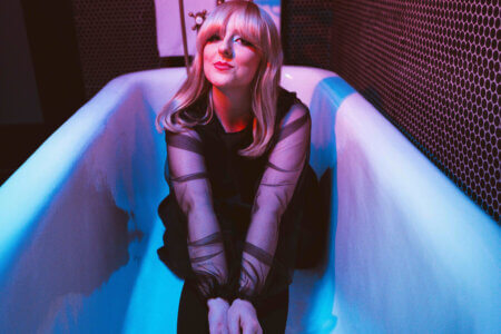 """Singer/songwriter Molly Burch has released """"Heart of Gold,"""" the new single from her upcoming album Romantic Image, available July 23rd"""