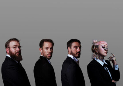 """""""Get Sun"""" by Hiatus Kaiyote is Northern Transmissions Video of the Day. The track, is off their LP Mood Valiant"""