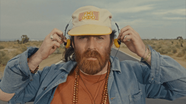 """""""Feel Good"""" is the new single from vocalist, songwriter and producer Nick Murphy's Chet Faker project, is out today with an accompanying video"""
