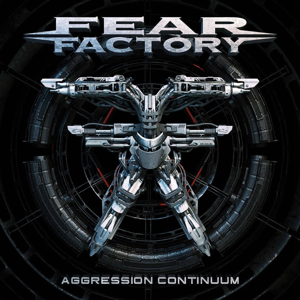 Fear Factory Aggression Continuum Album review by Jahmeel Russell. The Legendary Metal band's LP drops on June 18, via Nuclear Blast