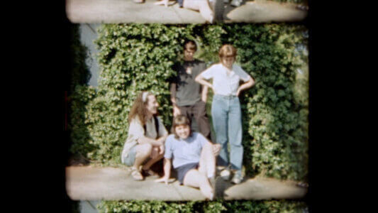 """""""Shrug"""" by Lunar Vacation is Northern Transmissions Song of the Day, The track is off the Atlanta based band's debut LP for Keeled Scales"""