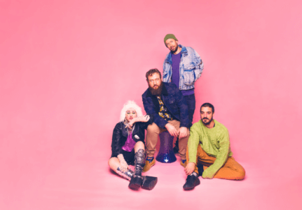 """""""Chivalry Is Not Dead"""" By Australian band Hiatus Kaiyote is Northern Transmissions Video of the Day, the track is off their LP Mood Variant"""
