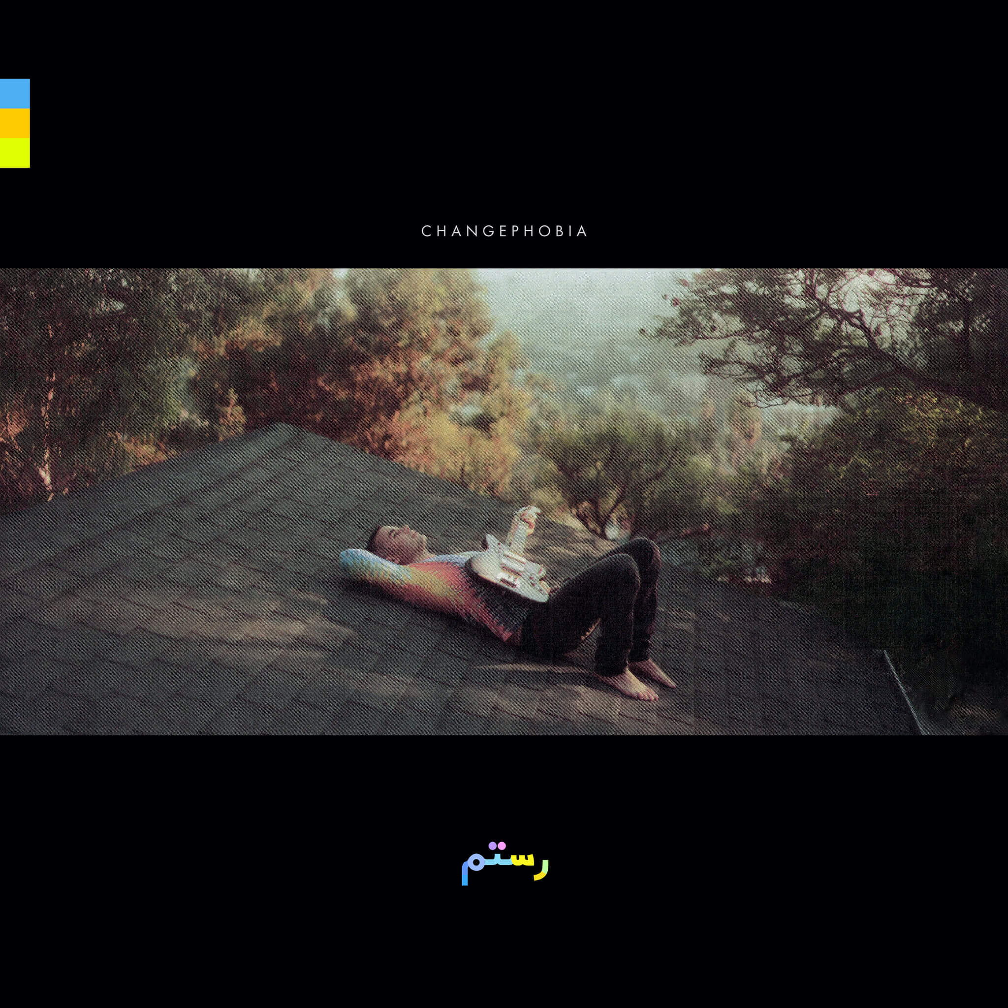 Changephobia by Rostam album review by Adam Fink for Northern Transmissions