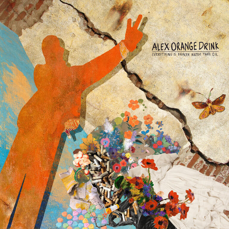 """""""How High"""" By Alex Orange Drink is Northern Transmissions Song of the Day."""