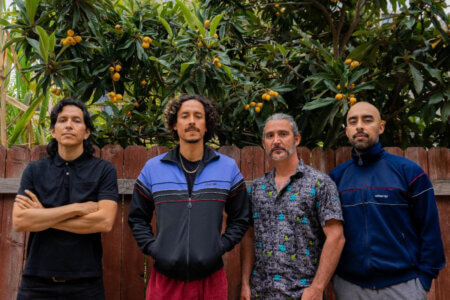 """Chicano Batman have dropped two new tracks today, """"Dark Star"""" and """"Pastel Sunrise."""" The songs, are the LA band's first new music since 2020"""