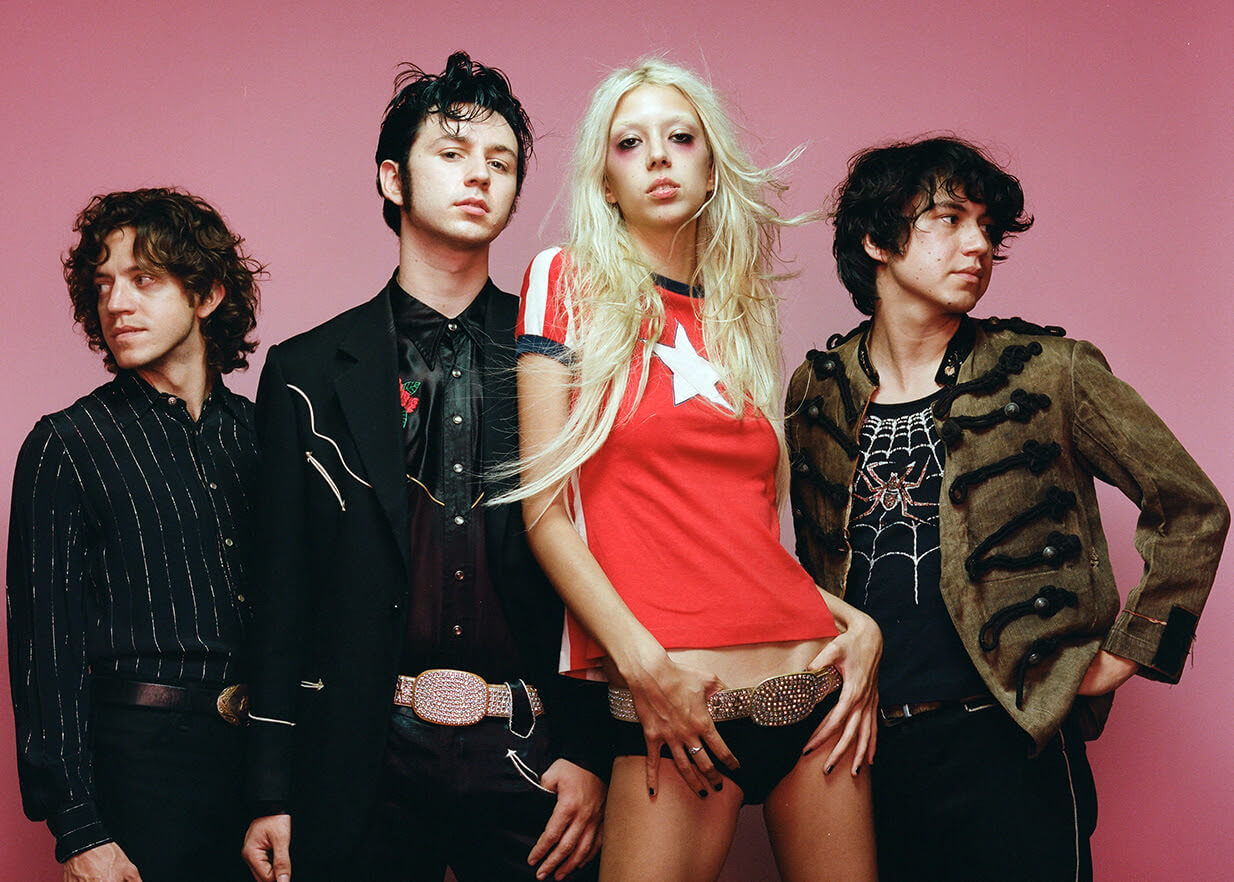 """Starcrawler, have dropped their new single """"Goodtime Girl."""" The track is part of DC Comics Dark Nights: Death Metal soundtrack"""