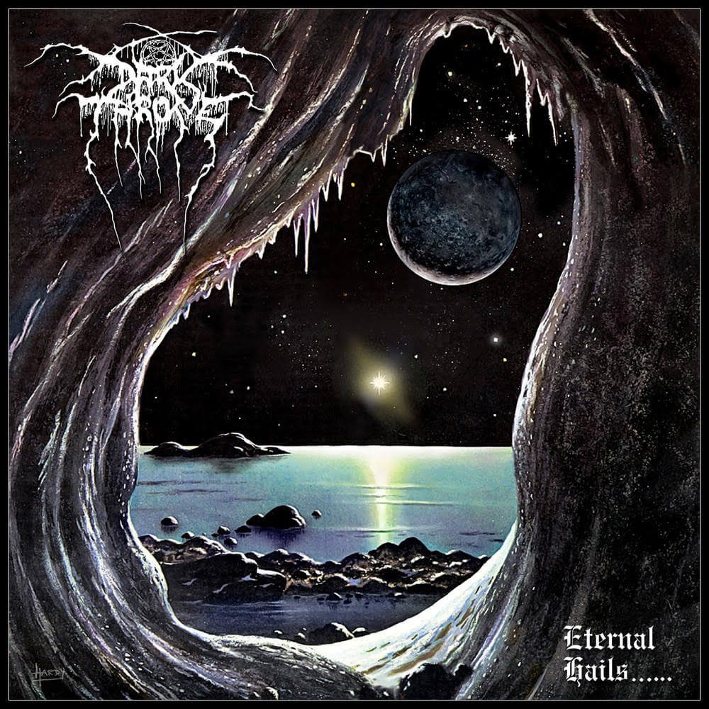 Eternal Hails by Darkthrone Album review by Jahmeel Rusell for Northern Transmissions