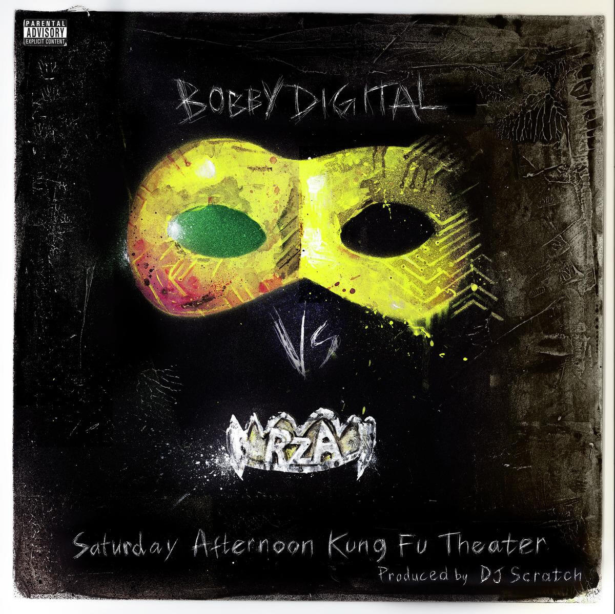 """RZA has dropped """"Saturday Afternoon Kung Fu Theater,"""" the track, is the first release off his forthcoming LP: RZA vs Bobby Digital"""